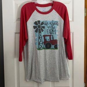 Luckybird Clothing Co shirt